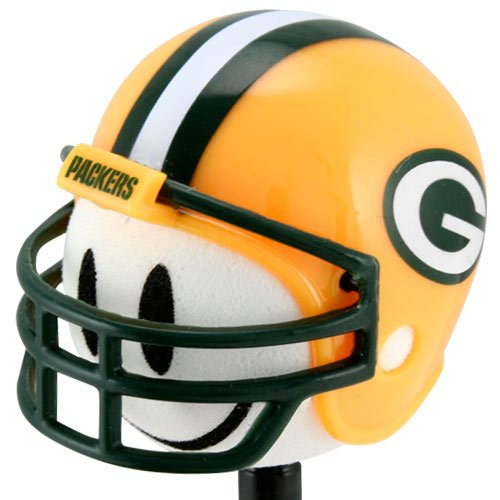 Green Bay Packers Football Helm Antenne topper von Rico (Green Packers-computer Bay)