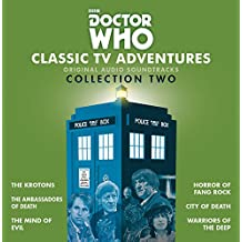 Doctor Who: Classic TV Adventures Collection Two: Six full-cast BBC TV soundtracks