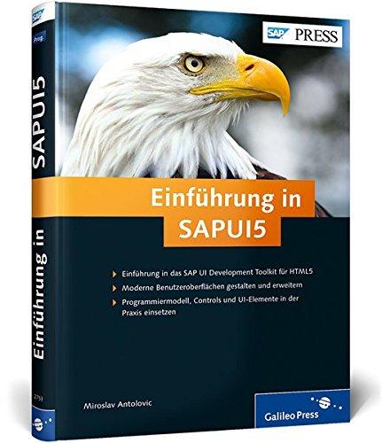 5: Mobile Apps für SAP entwickeln (SAP PRESS) (Model-view-controller)
