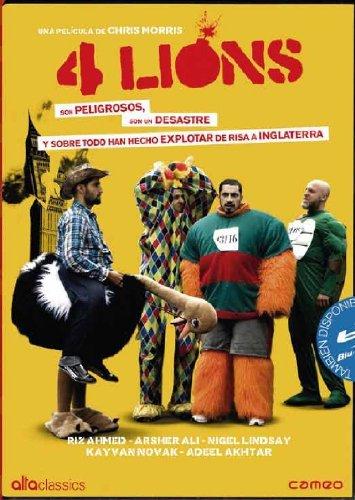 4 Lions (Four Lions) (2010) (Import Edition)