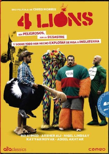 4 Lions [Blu-ray] 51PhATvXvPL