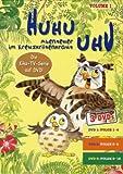 Huhu Uhu - Abenteuer im Kreuzkrötenkraut Box Vol. 1 [3 DVDs]