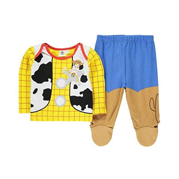 Character Wear - Pijama Entero - para bebé niño 1