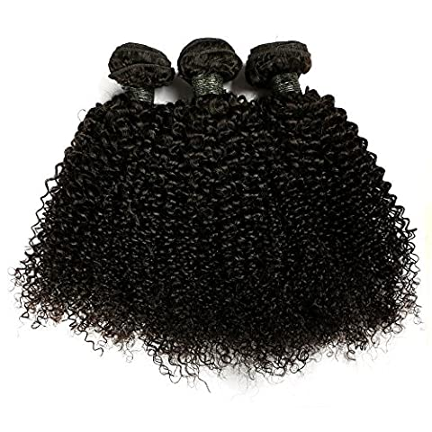 Cheveux Naturel - BLISSHAIR Lot de 3 Bresilienne Virgin Hair