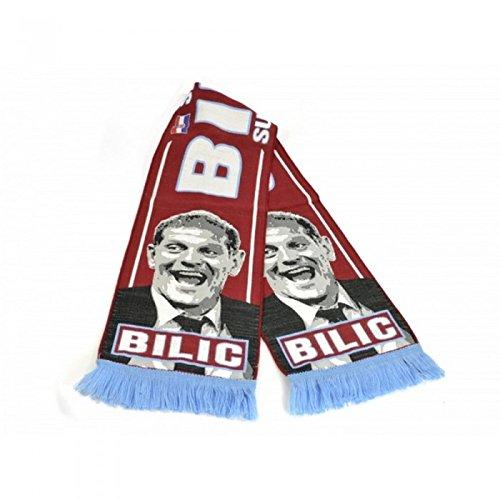 West Ham FC Official – Bufanda del entrenador Slaven Bilic