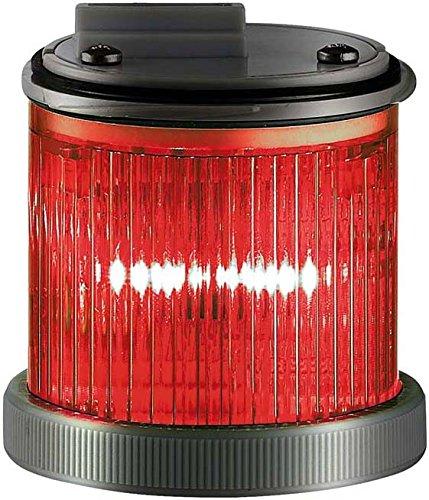 Grothe Warn-/Blinklicht MWB 8632 LED rot System T-Mini Signalsäulenelement, optisch 4011459386320 Rote Mini-system
