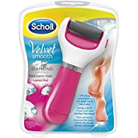 Scholl Velvet Smooth Express Pedi pink Hornhautentferner