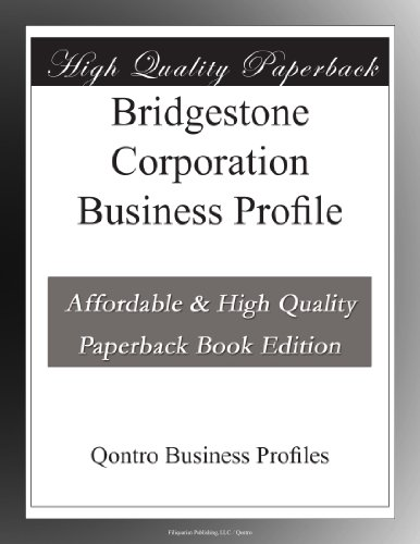 bridgestone-corporation-business-profile