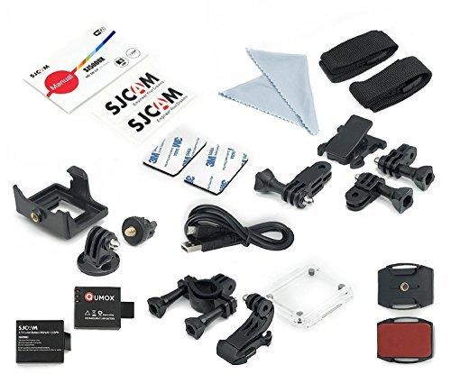 Original SJCAM SJ5000X Elite 2K 30fps 720p 120fps 4K NTK96660 Sony Exmor IMX078cqk Sensor Gyro Action Camera WiFi HD Sports DV Black