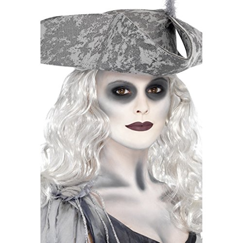Piratenschminke Geister Piraten Schminke Geist Make Up Set Ghost Makeup Pirat Schminkset Halloween Kosmetik Karnevalskostüme (Halloween Up Make Geist)