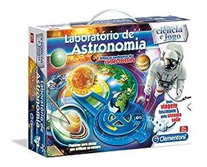 Clementoni - LABORATÓRIO DE ASTRONOMIA (67209 - Versión Portuguesa)