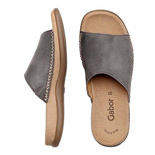 Gabor, Damen-Pantolette, 63.705 Braun
