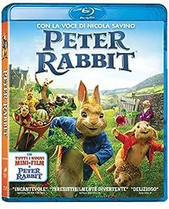 Peter Rabbit  ( Blu Ray)