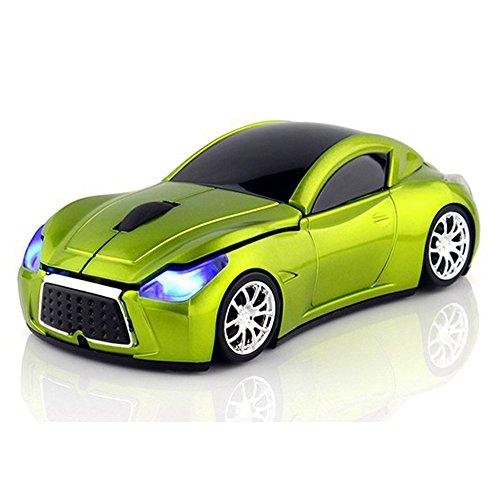 Drahtlose Mäuse Sport Auto Mäuse optische Computer Mäuse (Pc-maus Auto)