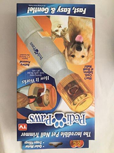 Hunde- und Katzen Krallenschneider Krallentrimmer Pedi Paws *das Original*