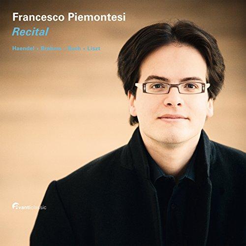 Recital: Haendel, Brahms, Bach...