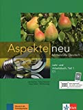 Aspekte Neu C1, Livre Eleve + Cahier (Volume 1)