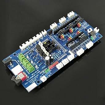 Commission de contrôle de PCB Ultimaker RAMPS Compatible 1,57 Pour Imprimante 3D