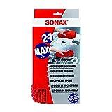 Sonax 428100 - Esponja de microfibras para limpieza de coche