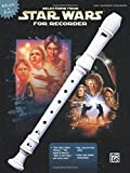 Photo de Selections from Star Wars for Recorder par Alfred Music