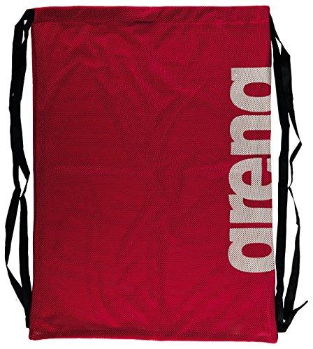 Arena Fast Mesh, Mochila Unisex Adulto, Rojo Red/Team