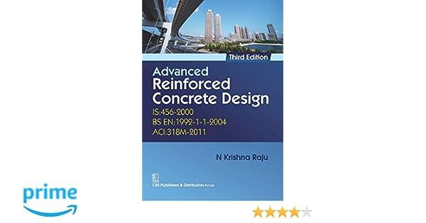 Design Of Reinforced Concrete Structures By Krishna Raju Pdf File