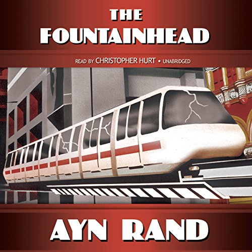 The Fountainhead  Audiolibri