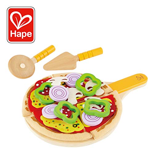 Kochen Pizza (Hape E3129 - Pizza Set)