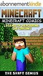 Minecraft: Minecraft Comics: The Lege...