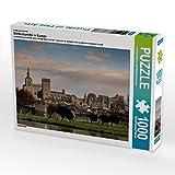 Un motivo dal calendario del patrimonio culturale mondiale in Europa 1000 pezzi Puzzle trasversale