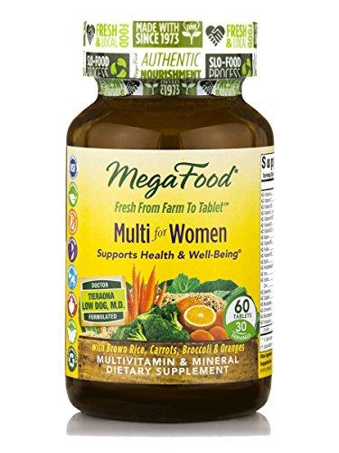 Multi for Women - Natürliche Multivitamine für Frauen