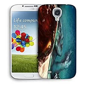 Snoogg Abstract Painting Designer Protective Phone Back Case Cover For Samsung Galaxy S4