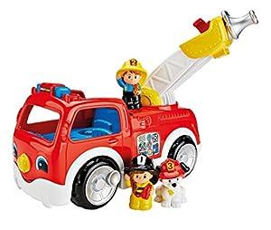 Little People - Camión de bomberos cantarín Fisher-Price (Mattel DNR29)