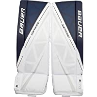 Bauer Supreme S170 Goalie Pads Junior, size:S;color:white