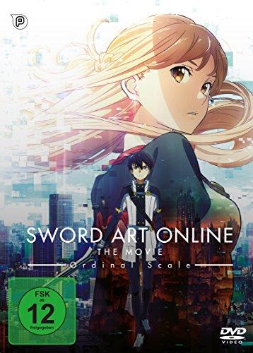 Sword Art Online - The Movie - Ordinal Scale  (+ 2 Audiokommentare)