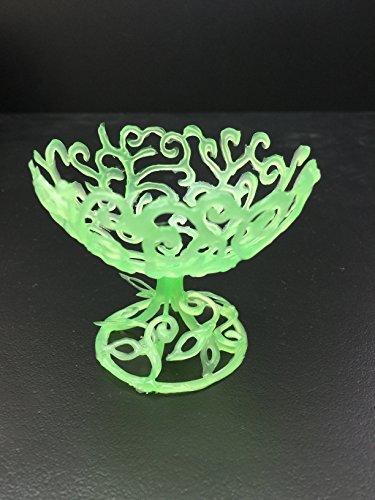 3D Stift Creator 3D Modellierstift für 3D Zeichnungen mit LED´s zur Aushärtung zur Erstellung von dreidimensionalen Zeichnungen, Kunstwerken, Modellen, Dekorationen uvm. von Hand. -
