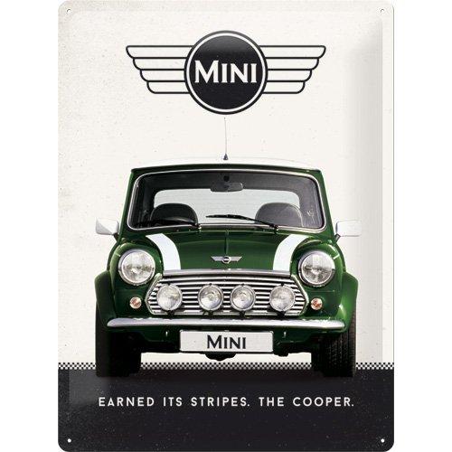 nostalgic-art-mini-cooper-green-placa-decorativa-metal-30-x-40-cm-multicolor