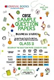 Oswaal CBSE Sample Question Paper Class 11 Business Studies (For March 2019 Exam)