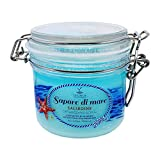 ISB - Sea Salt EXFOLIATING SOAP 350 ml - With Thermal Water of Ischia Island