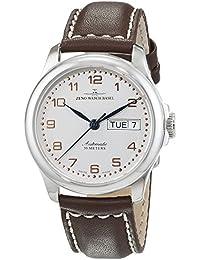 Zeno Watch Basel Unisexarmbanduhr Pilot Basic 12836DD-f2