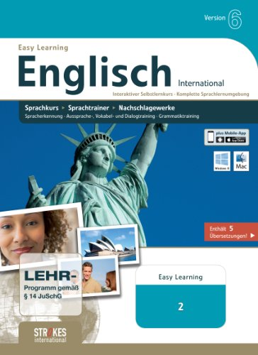 Strokes Easy Learning Englisch 2 Version 6.0