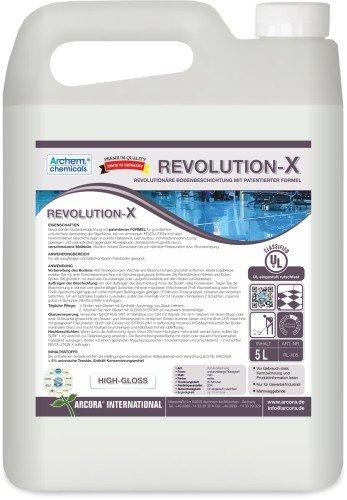 Arcora RL-X05 Revolution X Bodenbeschichtung mit patentierter Formel, 5 L
