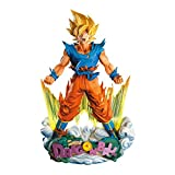 BANPRESTO BanprestoPRZBAN466 Abysse Son Goku Figur, Dragon Ball, Super Master Star Diorama (18 cm)