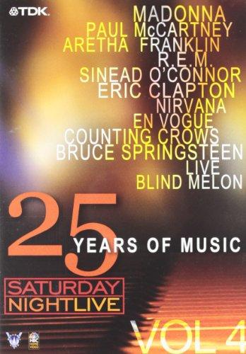 Saturday Night Live - Das Beste aus 25 Jahren, Vol. 04 [Edizione: Regno Unito]