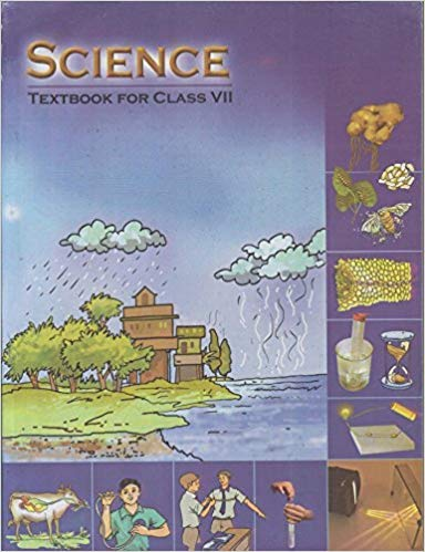 Science textbook for Class -7 - 2019 (NCERT)