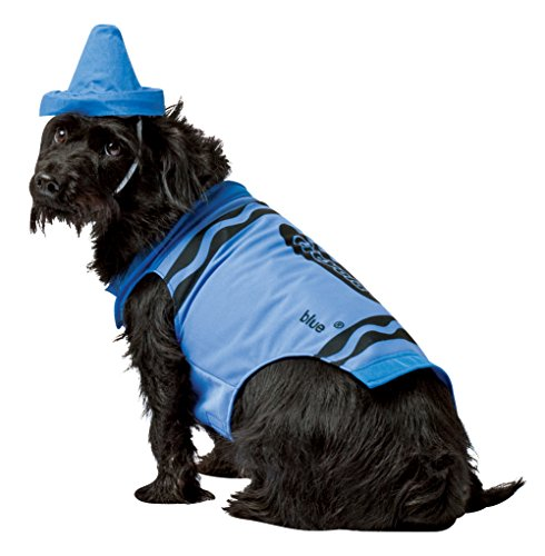Rasta Imposta Crayola Hundekostüm Hund Kostüm