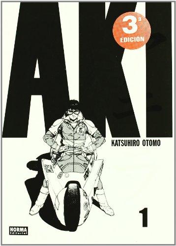 AKIRA 01 (CÓMIC MANGA)
