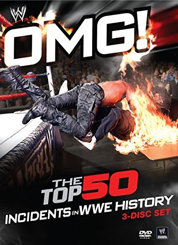 WWE: OMG! The Top 50 Incidents in WWE History by Stone Cold Steve Austin (Stone Cold Dvd)