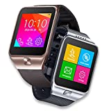 Indigi® 2-in-1GSM sbloccato Bluetooth Smart Watch Sync per iPhone 6iPhone 6Plus, Galaxy S5Galaxy - Best Reviews Guide