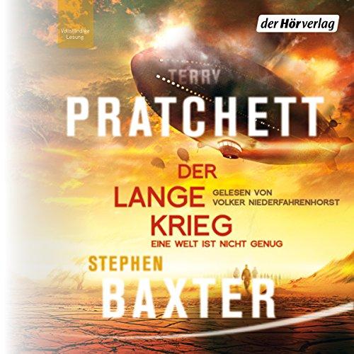 Buchseite und Rezensionen zu 'Der Lange Krieg: Eine Welt ist nicht genug' von Terry Pratchett